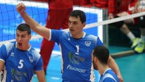 Владо Николов още си го бива! Уникално разиграване в дербито, което продължи 1 минута (видео)