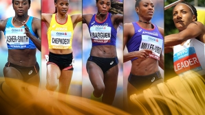 IAAF обяви петте финалистки за Атлетка на годината