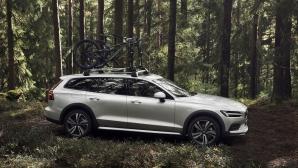 Новото Volvo V60 вече и с Cross Country версия