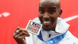 Мо Фара ще бяга на маратона в Лондон през 2019 година