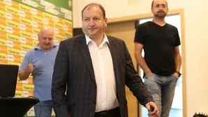 Караманджуков постави огромна цел пред Лудогорец в Европа