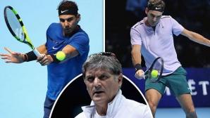 """Тони Надал: Федерер трудно ще спечели нова титла от """"Големия шлем"""""""