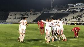 Сърбия отнесе Литва за едно полувреме, помагайки и на България (видео)