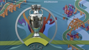 Вече и официално: България в трета урна за Евро 2020