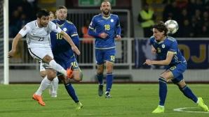 Футболистите на Косово ще си поделят 500 000 евро