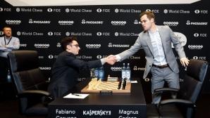 Девето реми в мача за шахматната корона