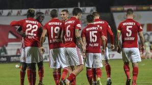 ЦСКА-София залага на българското