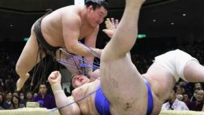 Аоияма прекъсна серията си от девет поредни победи във Фукуока