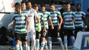 Петима футболисти на Черно море пропускат мача със Септември