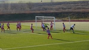 Суворово с десета победа в първенството