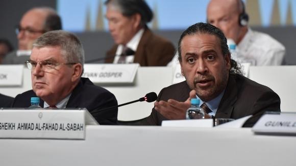 Томас Бах поиска отстраняване на кувейтския шехй от МОК