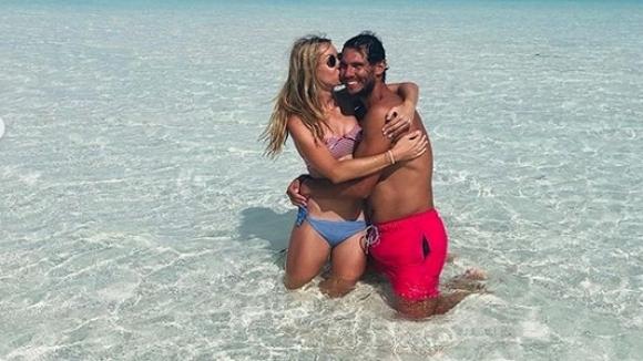 Рафа Надал отмаря на Бахамите с любимите си хора