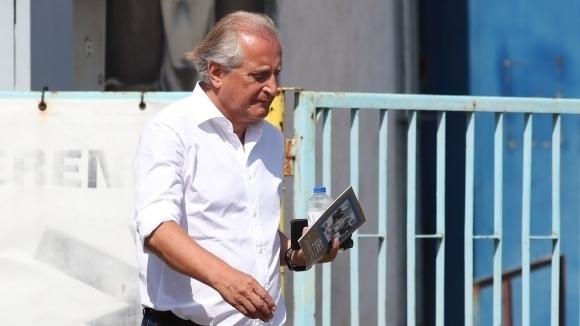 Спас Русев поискал обяснение от играчите и щаба за слабото представяне на отбора