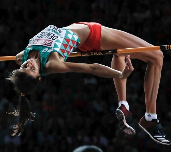 """Мирела Демирева за втори път стана """"Лекоатлет на годината"""""""