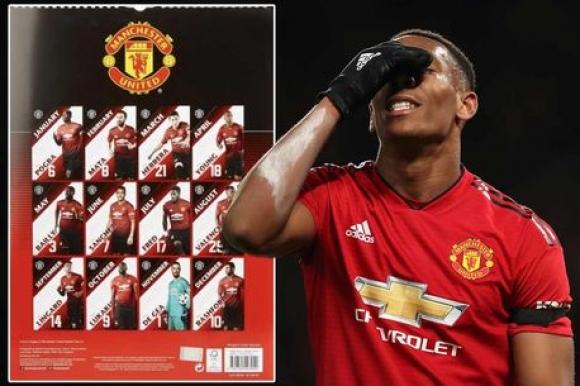 Голмайсторът на Юнайтед остана извън клубния календар, който започва с Погба