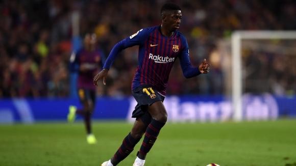 Барселона не планира да продава Дембеле