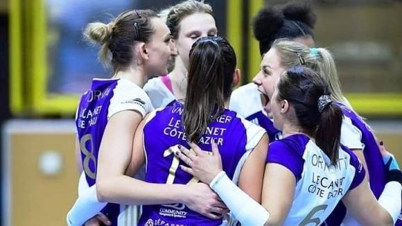 """Гергана Димитрова, Мира Тодорова и Волеро се класираха за 1/8-финалите в """"Чалъндж къп"""""""