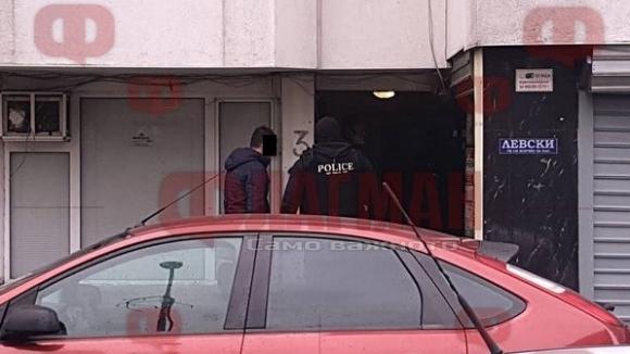 Специализираната прокуратура: Има задържани от фенклуба на Левски в Бургас
