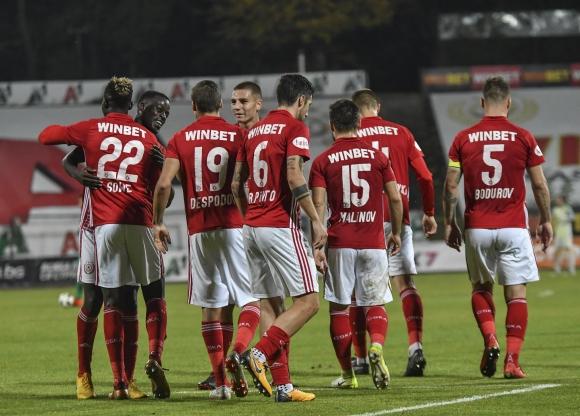 Защитата на ЦСКА-София е номер 1 в Европа
