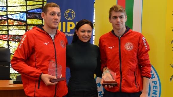 Българският модерен петобой отличи най-добрите състезатели и треньор №1 за 2018 г.
