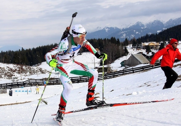 Кристиян Стоянов с най-предно класиране от българите в първия старт на IBU