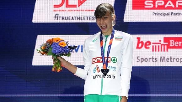 Мирела: Гледам към световния рекорд