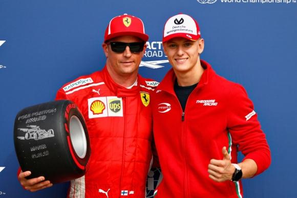 Мик Шумахер е развълнуван от представянето на Ф2 болида
