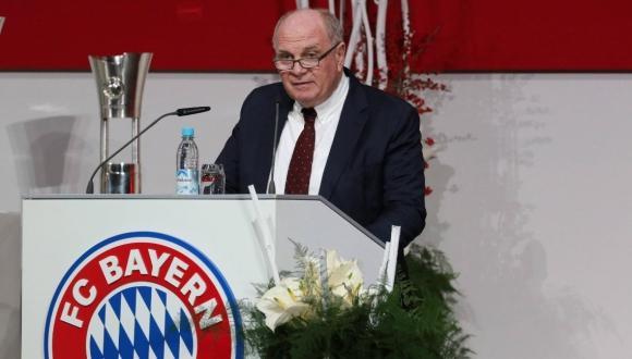 Хьонес даде отговор за част от проблемите в Байерн