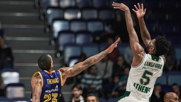 Химки и Ефес Истанбул с победи в Евролигата по баскетбол