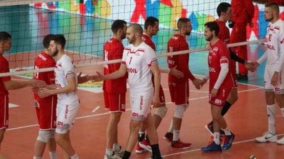 Георги Братоев: Нефтохимик играе много слаб волейбол, близко до катастрофалния...