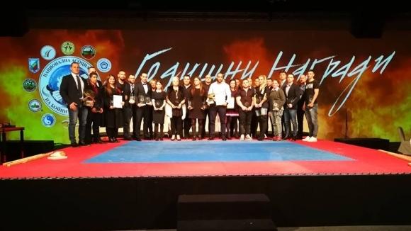"""За първи път награди """"Златен пояс"""" за асовете в бойните спортове"""
