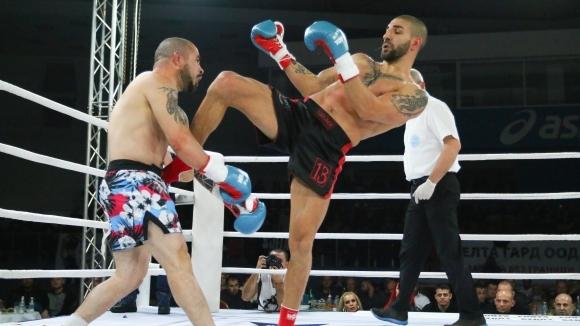 Антон Петров отново не разочарова в Grand Fight Arena