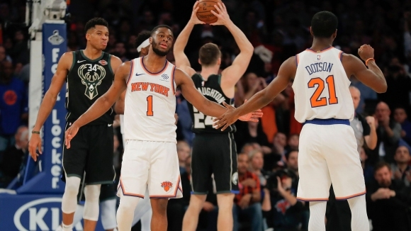 Ню Йорк победи Милуоки в истинско зрелище