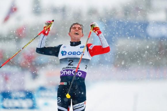 Норвежки триумф в преследването на 15 км в Лилехамер! Титла за Дидрик Тьонсет
