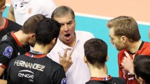 Силвано Пранди не знаел, че ще го връщат начело на България