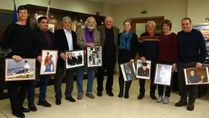 Бончук Андонов с фотоизложба за светинята на българския спорт