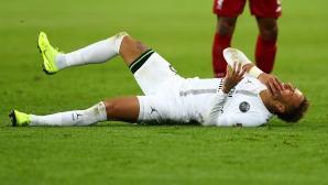 Играчите на ПСЖ падаха като в детската градина, ядосва се Джейми Карагър