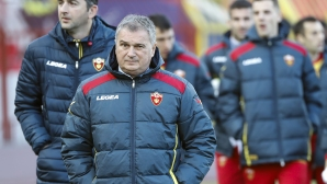Селекционерът на Черна гора: Имаме сили да се опънем дори на Англия