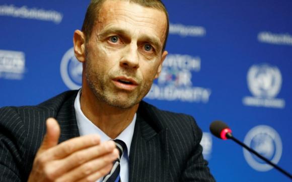 Шефът на УЕФА е срещу кандидатурите на различни конфедерации за Световното първенство