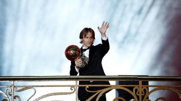 Лука Модрич влезе в клуба на най-великите