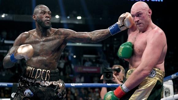 Кобрата: Уайлдър беше по-добрият боксьор