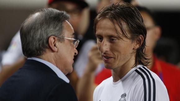 Флорентино Перес: Между Реал Мадрид и Златната топка има близка връзка