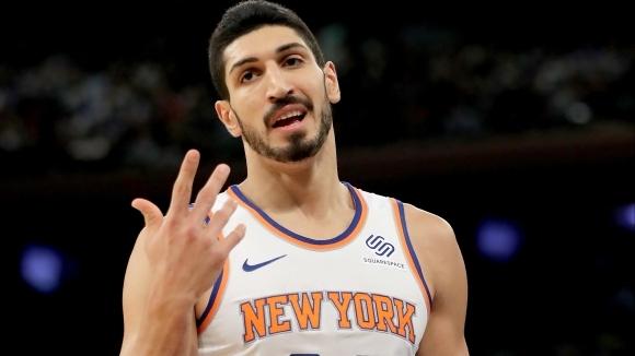 Грешката е поправена, НБА с извинение към Кантер