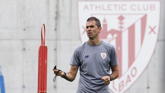 Гайска Гаритано е новият старши треньор на Атлетик Билбао