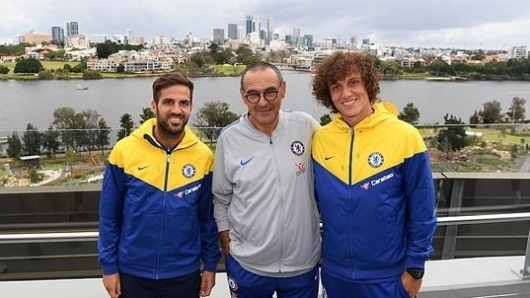Сари иска Луис и Фабрегас да останат в Челси