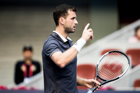 Григор Димитров: Няма да играя в София, това е частен турнир