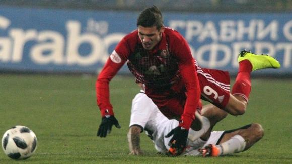 Десподов под въпрос за мача с Лудогорец