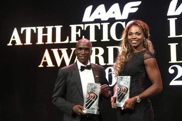 Кипчоге и Ибаргуен са най-добрите атлети в света за 2018 година