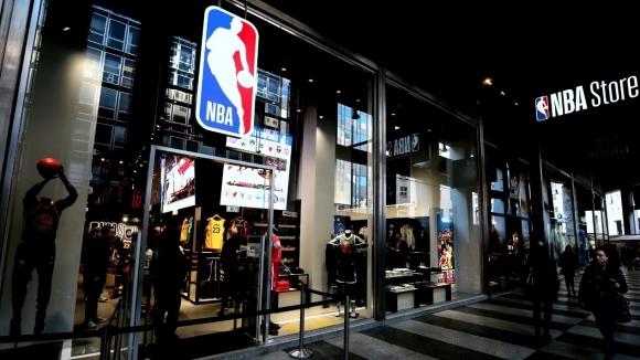 НБА отвори магазин в Милано