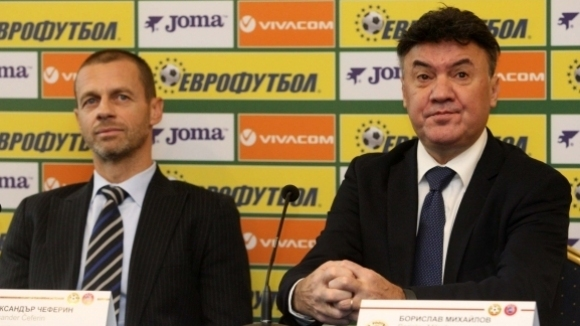 Ето как Боби Михайлов вкара ЦСКА-София в ЛЕ (писмото на президента на БФС до УЕФА)